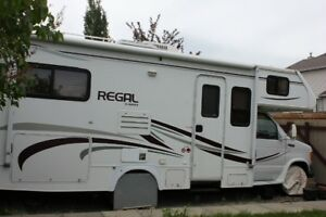 24ft DIESEL Triple E Regal motorhome