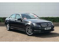2014 Mercedes-Benz C Class C350 CDI Blueefficiency AMG Sport 4Dr Auto Automatic