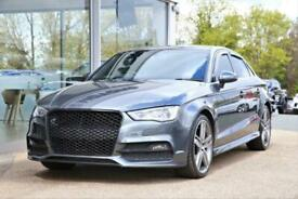 image for Audi A3 2.0 TDI S line (s/s) 4dr Saloon Diesel Manual
