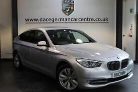 2013 13 BMW 5 SERIES 3.0 530D SE GRAN TURISMO 5DR AUTOMATIC 255 BHP DIESEL