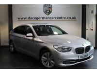 2013 13 BMW 5 SERIES 3.0 530D SE GRAN TURISMO 5DR AUTOMATIC 255 BHP DIESEL