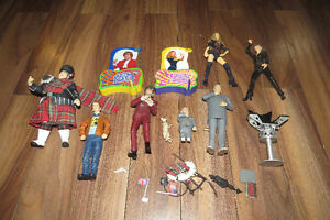 Mcfarlane Austin Powers Action Figure lot