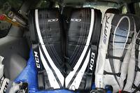 Brand New CCM 100's Ball Hockey Pads