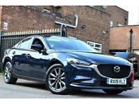 2019 Mazda Mazda6 2.0 SKYACTIV-G SE-L Nav+ Auto (s/s) 4dr Saloon Petrol Automati