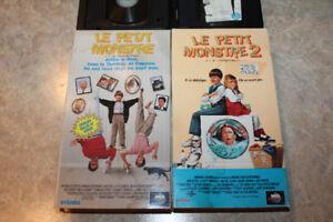 Divers lot de VHS rare à vendre (Voir Description) 1 de 2