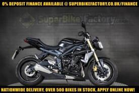 2013 63 TRIUMPH STREET TRIPLE 675CC 0% DEPOSIT FINANCE AVAILABLE