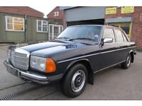 1978 MERCEDES-BENZ E CLASS 2.3 230 4D AUTO