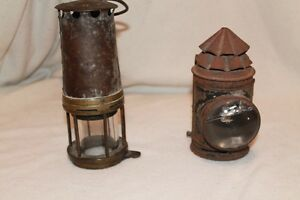 Miners Lamps