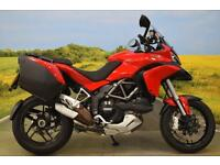 Ducati Multistrada 2014 ** SAFETY PACK, KEYLESS, PANNIERS, BREMBO'S **