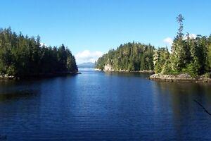 Gilford Island Trapline For Sale