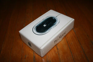 Apple pro mouse with box
