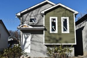Unfinished Brand New House in Transcona