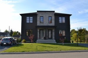 Cottage jumelé moderne secteur de Sherbrooke
