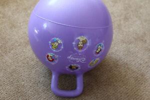 Hopper balls (one disney princess)