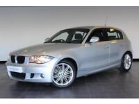 2011 BMW 1 SERIES 120D M SPORT HATCHBACK DIESEL
