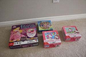 Hello Kitty Puzzles and Princess Game and Puzzle