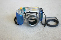 Underwater Housing Canon WP-DC9 for Canon SD 800 Camera