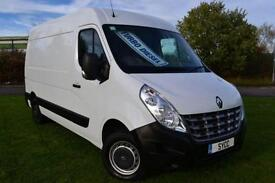2013 Renault Master MM33dCi 125 Medium Roof Van 5 door Van