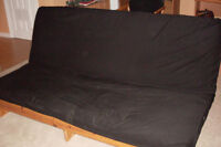 Sofa bed convertible Futon and frame
