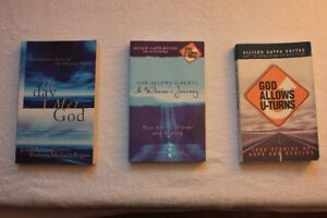 Multiple Christian Books - see list for price