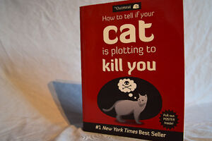 """The Oatmeal's """"How to tell if your cat is plotting to kill you"""""""