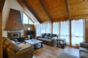 Blue Mountain Chalet - Still available Mar 22-24