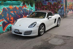 2013 Porsche Boxster Premium Convertible