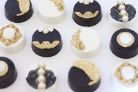 Elegant treats and favours for your wedding from Cake & Beyond