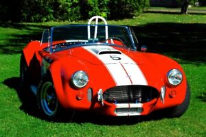FORD SHELBY AC COBRA 1965