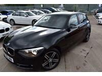 2015 15 BMW 1 SERIES 2.0 116D SPORT 5D-SUN PROTECTION GLASS-2 OWNERS-LOW ROAD TA