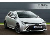 2019 Toyota Corolla 1.8 VVT-i (122bhp) Excel Hybrid CVT Hatchback PETROL/ELECTRI