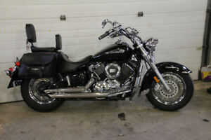 2008 V STAR CLASSIC 1100 (  EXCELLENT CONDITION  NEW PRICE )