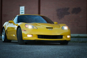 '06 Corvette Z06 - Extremely Clean - 500+ rwhp -