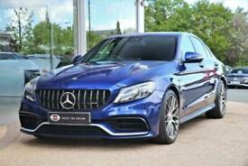 image for 2019 Mercedes-Benz C Class 4.0 C63 V8 BiTurbo AMG SpdS MCT (s/s) 4dr Saloon Petr