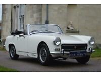 1972 MG Midget MK III - CLICK & COLLECT or FREE DELIVERY Convertible Petrol Manu
