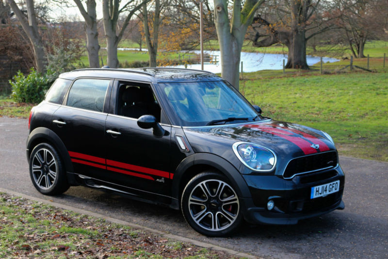 mini countryman 1 6 211bhp 4x4 all4 chili john cooper works in isleworth london gumtree. Black Bedroom Furniture Sets. Home Design Ideas