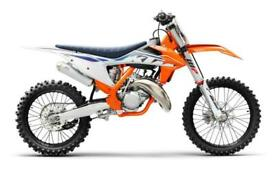 KTM 125 SX - 2022 - TAKING ORDERS NOW!