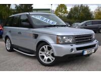 2006 Land Rover Range Rover Sport 2.7 TDV6 HSE 5dr Auto 5 door Estate