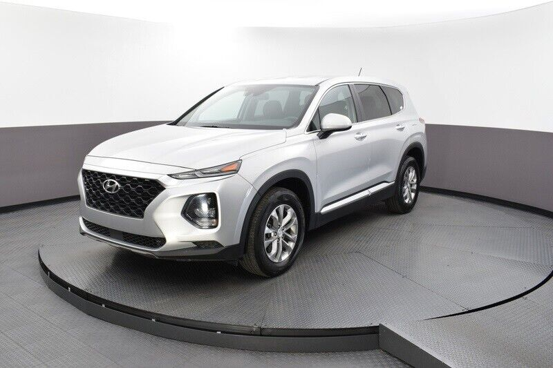 Image 9 Coche Americano usado Hyundai Santa Fe 2019