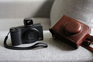 RICOH GRII and Accessories