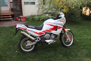 Yamaha XTZ750 Super Tenere Adventure Bike
