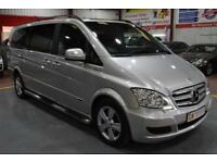 2011 54 MERCEDES-BENZ VIANO 3.0 122 CDI BLUEEFFICENCY AMBIENTE 5D AUTO 224 BHP D
