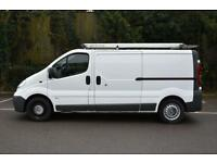 2.0 2900 CDTI ECOFLEX 5D LWB 113 BHP DIESEL MANUAL PANEL VAN 2012