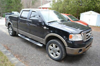 2006 Ford F150 SuperCrew King Ranch Camionnette
