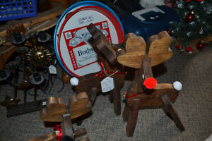 Vintage Christmas Bulb Sets (Boxed!) + Other Various Decorations Windsor Region Ontario image 8