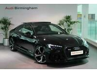 2020 Audi RS 5 COUPE RS 5 TFSI Quattro 2dr Tiptronic Coupe Petrol Automatic