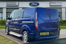 2017 Ford Transit Custom 2.0 TDCi 310 Limited Double Cab-in-Van L1 H1 6dr (EU6)