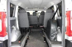 Peugeot Expert 5 Seats + wheelchair access car disabled vehicle mobility car van