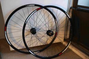 29er SUN Helix SL TR25 wheelset, 12x142 & 15x100, new