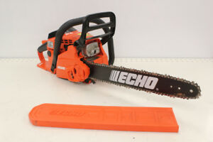 (SE) (51623) (outdoor) Echo chainsaw